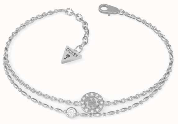 Guess Miniature | Stainless Steel Charm Bracelet UBB79032-L