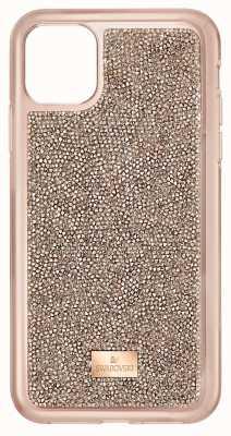 Swarovski Glam Rock | Phone Case | Pink/Rose Gold | IPhone 11 Pro 5515624