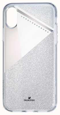Swarovski Subtle | Phone Case | Silver Pattern | IPhone X/XS 5522076