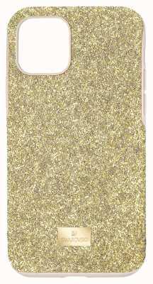 Swarovski High | Phone Case | Gold Pattern | IPhone 11 Pro 5533961
