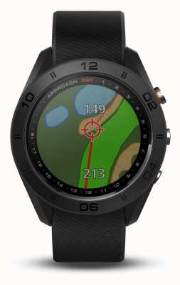 Garmin Approach S60 | Black With Black Strap 010-01702-00