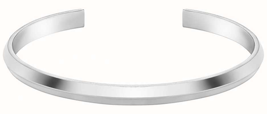 BOSS Jewellery Insignia Stainless Steel Bangle 67mm 1580014