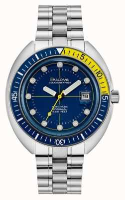 Bulova 70's Oceanographer Diver Watch 96B320