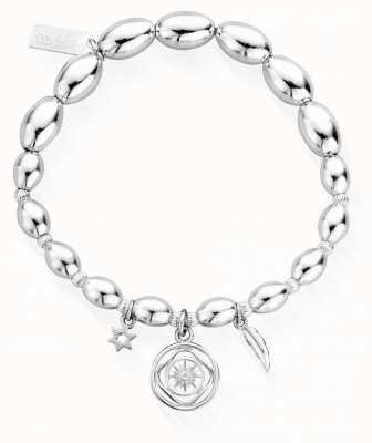 ChloBo The Freedom Bracelet | Sterling Silver SBLOP3008