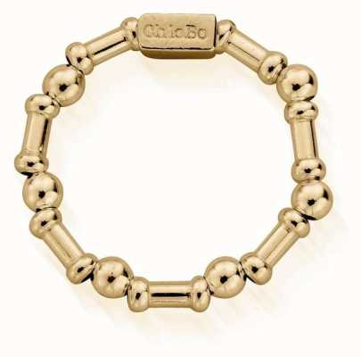 ChloBo Rhythm Of Water | Gold Ring | Medium GR2RHYTHM