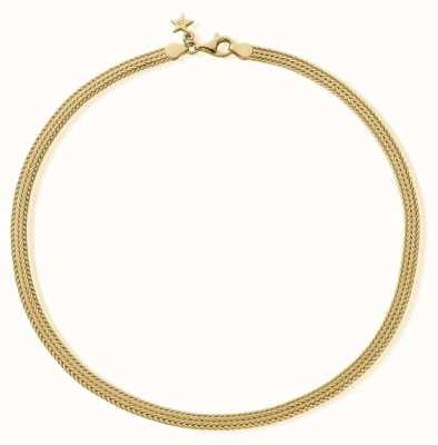 ChloBo Womens 18ct Gold Vermeil Tide Gold Necklace GNTIDE