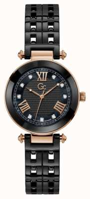 Gc Primechic Ladies Watch Ceramic Y66002L2MF