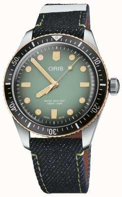 ORIS X Momotaro Divers 65 Special Edition 01 733 7707 4337-SET