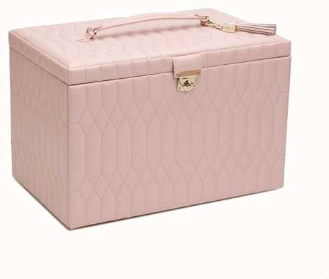 WOLF Caroline Rose Quartz Extra Large Jewellery Box 329515