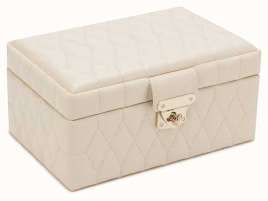 WOLF Caroline Ivory Small Jewellery Box 329853