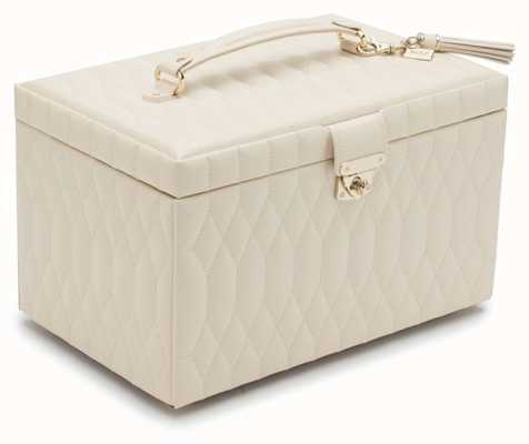 WOLF Caroline Ivory Large Jewellery Box 329653