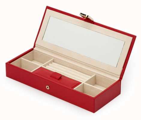 WOLF Palermo Red Safe Deposit Box 213572