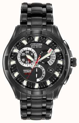 Citizen Calibre 8700 Eco-Drive Ion Plated Alarm BL8097-52E