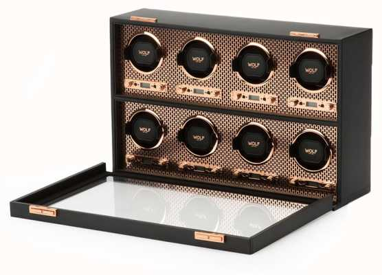 WOLF Axis Copper 8 Piece Winder 469716