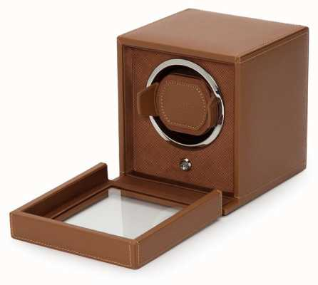 WOLF Cubs Coganc Single Watch Winder With Cover 461127
