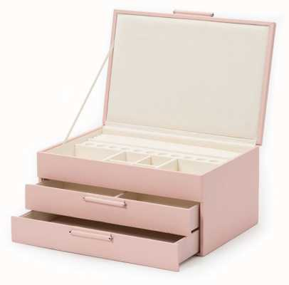 WOLF Sophia Rose Quartz Jewellery Box 392015