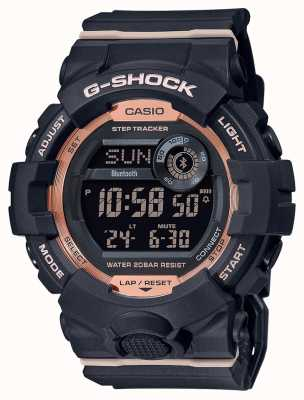 Casio G-Shock | G-Squad | Black Rubber Strap | Bluetooth GMD-B800-1ER