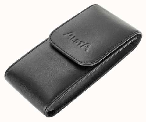 Alsta Italian Black Leather Storage Pouch Only ALSTA-POUCH