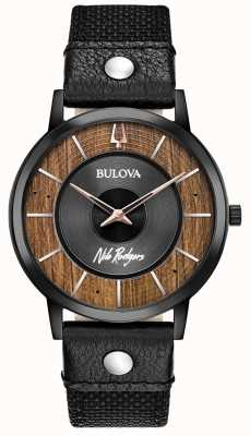 Bulova Le Freak | We Are Family | Nile Rodgers Special Edition | 98A222