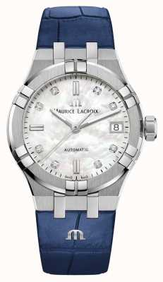 Maurice Lacroix AIKON | Automatic | Leather Strap AI6006-SS001-170-2