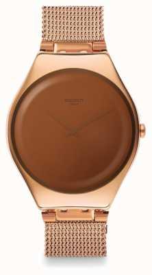 Swatch Dis-Moi Qui Est Le Plus Belle | Gold dial SYXG107M