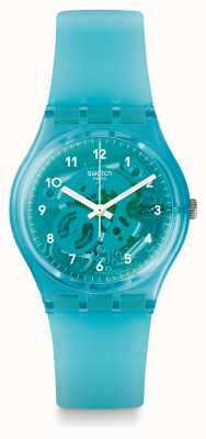 Swatch | MINT FLAVOUR | Numbered Dial | Quartz | GL123