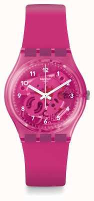 Swatch GUM FLAVOUR | Silicone Strap | Quartz GP166
