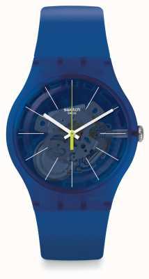 Swatch | New Gent | Blue Sirup Watch | SUON142