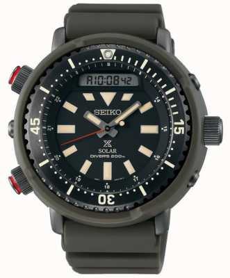 Seiko Prospex Arnie Re-Issue Safari Solar Diver's SNJ031P1