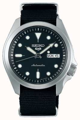 Seiko Seiko 5 Sport | Automatic | Black Fabric Strap SRPE67K1