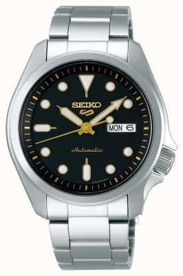 Seiko 5 Sports | Automatic | Stainless Steel Watch SRPE57K1