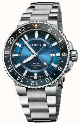 ORIS Limited Edition Carysfort Reef Bracelet 01 798 7754 4185-Set MB