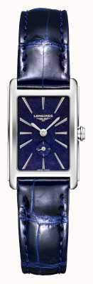 Longines Dolce Vita | Women's | Swiss Quartz | Blue Leather L52554932