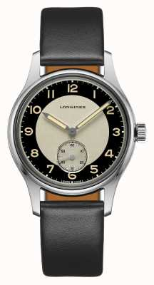 Longines Heritage Classic Tuxedo | Men's | Swiss Automatic L23304930