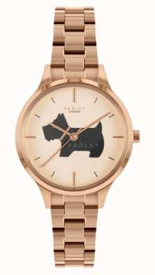 Radley Meridan Place | Rose Gold Stainless Steel Bracelet | RY4530