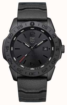 Luminox Men's Pacific Diver | Black Dial | Black Rubber Strap XS.3121.BO