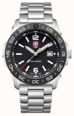 Luminox Pacific Diver | Black Dial | Stainless Steel Bracelet XS.3122
