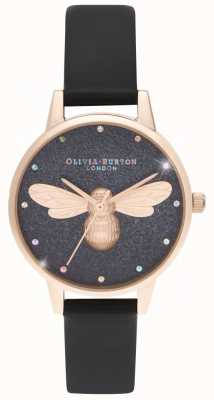 Olivia Burton Rainbow Lucky Bee Midi Dial Vegan Watch OB16FB13