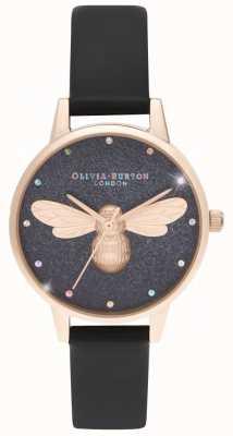 Olivia Burton Rainbow Lucky Bee Midi Dial Vegan Watch OB16FB13