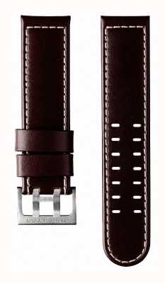 Hamilton Brown Calf Leather 22mm Strap Only - Khaki Aviation H600647101