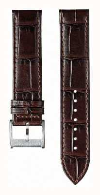 Hamilton Brown Calf Leather 20mm Strap Only - Jazzmaster H600325100