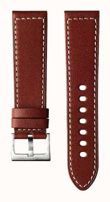 Hamilton Brown Cow Leather 22mm -  Khaki Field Strap Only H600705106