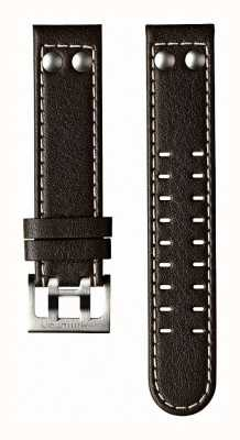 Hamilton Brown Cow Leather 20mm - Khaki Field Strap Only H600705118