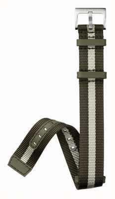Hamilton Green NATO 20mm - Khaki Field H600682102