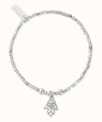 ChloBo Hand Of Protection | Sterling Silver | Bracelet SBPROMO20