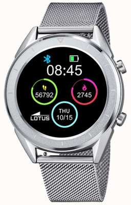 Lotus SmarTime | Men's | Stainless Steel Mesh+ Free Strap 50006/1