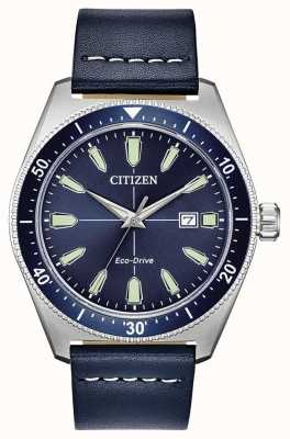 Citizen Mens Vintage Sport Eco-drive Watch AW1591-01L