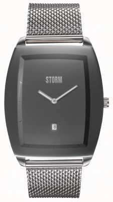STORM Zaire Grey | Steel Mesh Bracelet | Grey Dial 47478/GY
