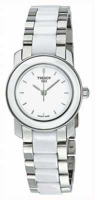 Tissot Womens Cera 28mm 	Diamond Set Watch T0642102201600