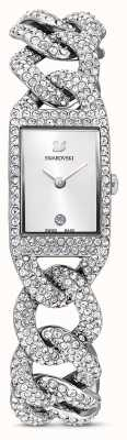 Swarovski Cocktail Watch | Crystal Set Stainless Steel Bracelet | 5547617